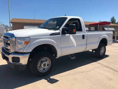 Ford Super Duty F-250 SRW Long Bed 2016