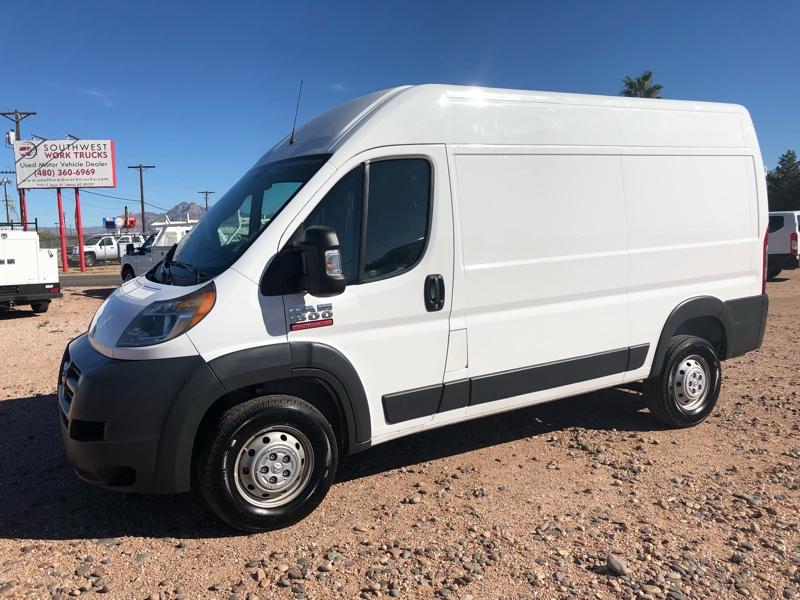 2017 - ProMaster Cargo Van