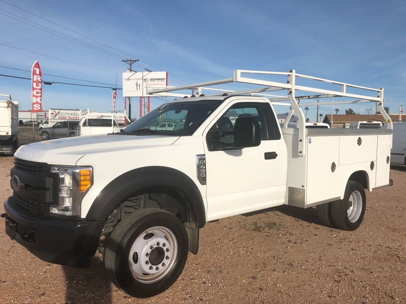 Ford Super Duty F-450 DRW 2017 price $36,995