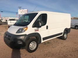 - ProMaster Cargo Van 2018