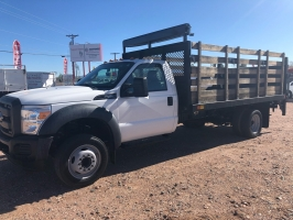 Ford Super Duty F-450 DRW 2015