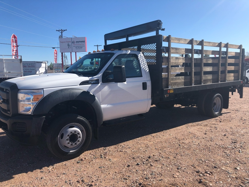 2015 Ford Super Duty F-450 DRW