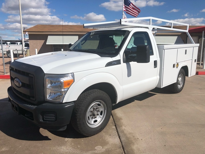 Ford Super Duty F-350 SRW 2014 price $27,995