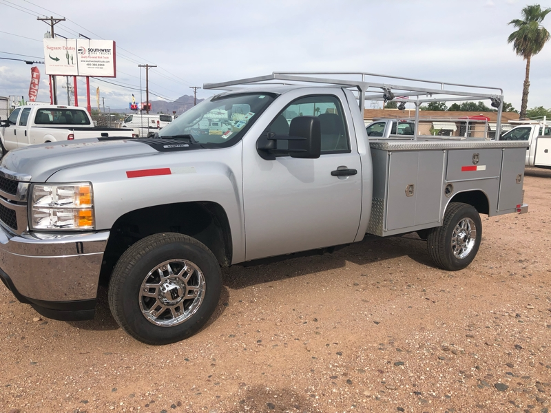 Chevrolet Silverado 2500HD 2013 price $23,595