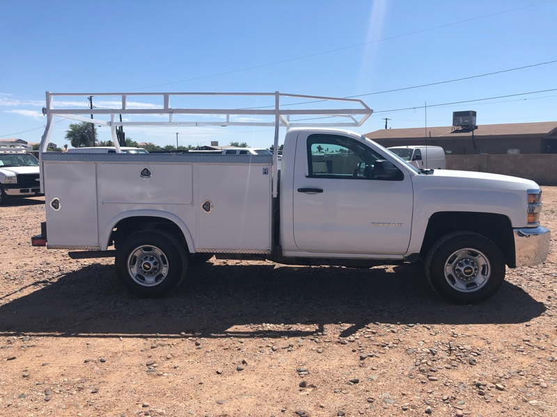 Chevrolet Silverado 2500HD Built After Aug 14 2015 price $27,995