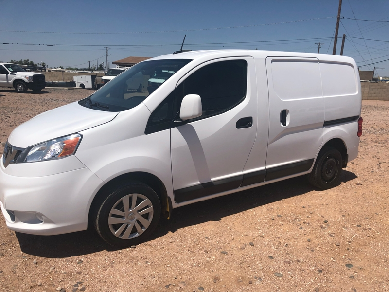 Nissan NV200 Compact Cargo 2017 price $13,995