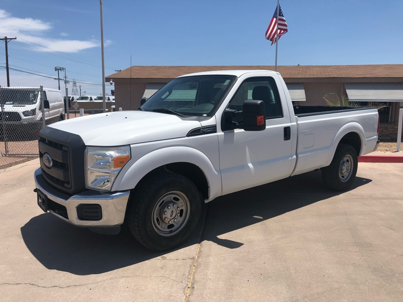 Ford Super Duty F-250 SRW 2013 price $18,995