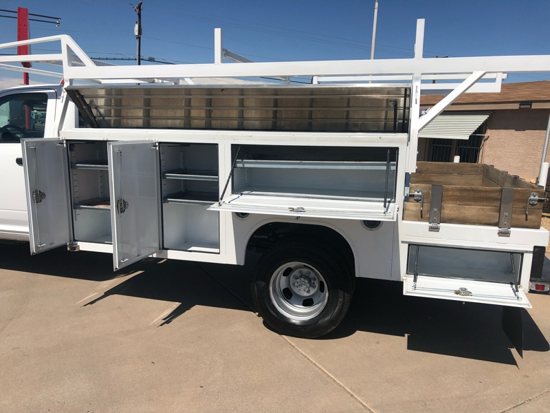 - 3500 Harbor Contractor Service Utility Body 2014 price $24,995