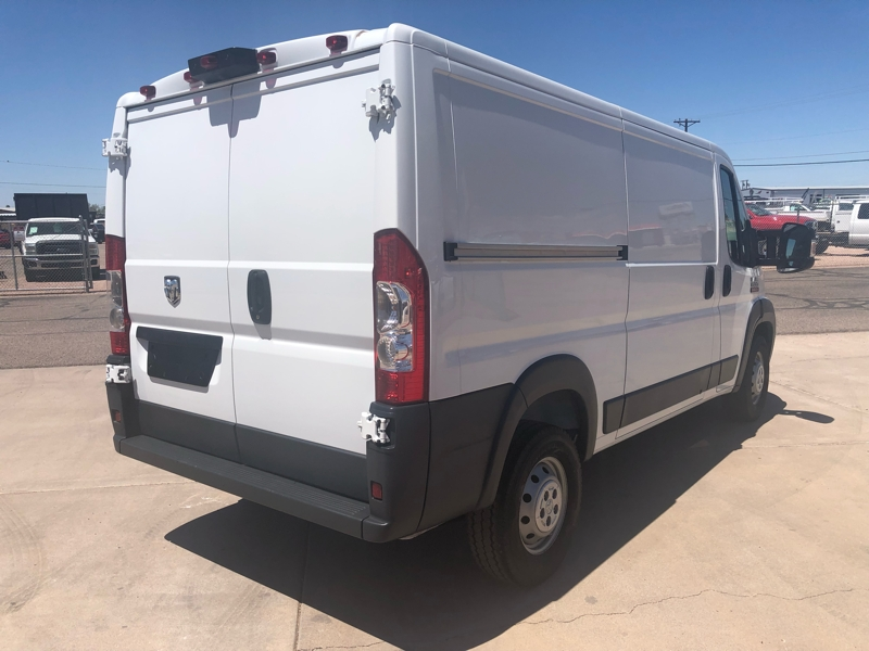 - ProMaster Cargo Van 2016 price $19,995
