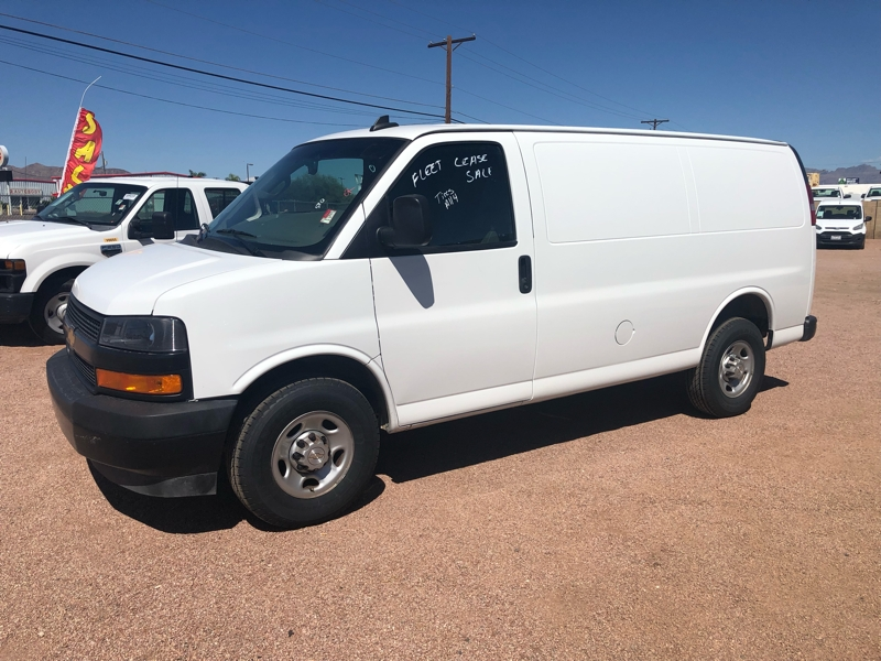 Chevrolet Express Cargo Van 2018 price $21,995