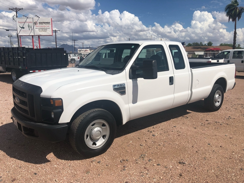 Ford Super Duty F-250 SRW 2008 price $13,599