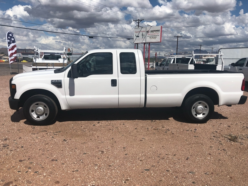 Ford Super Duty F-250 SRW 2008 price $14,499