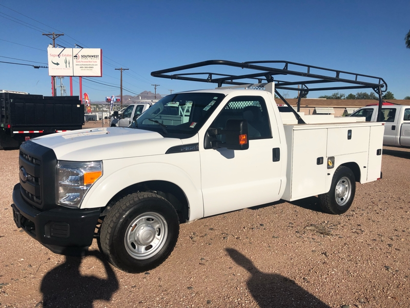 Ford Super Duty F-350 SRW 2014 price $22,995