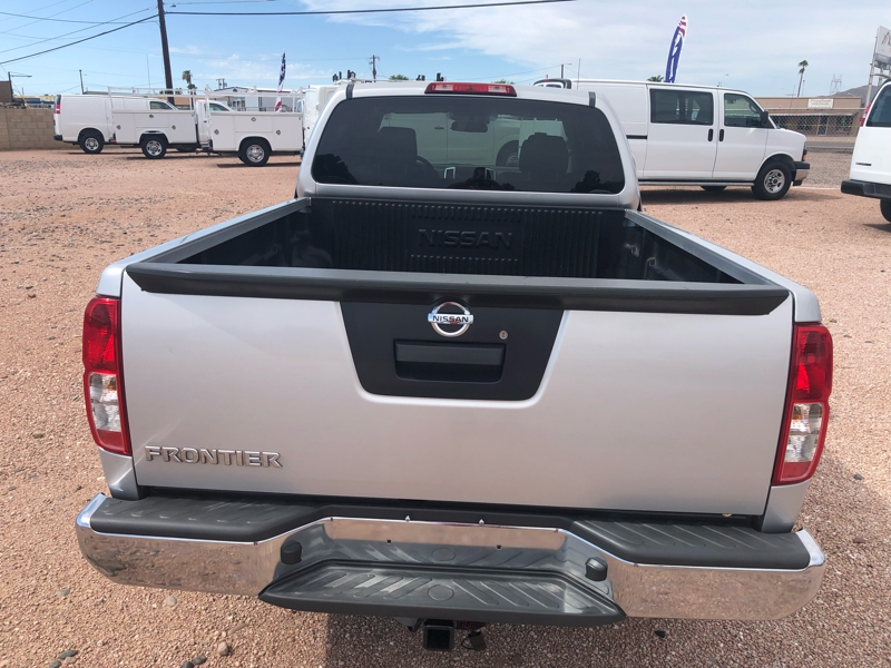 Nissan Frontier 2014 price $13,995