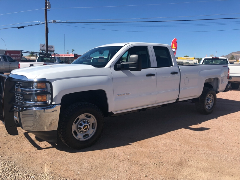 Chevrolet Silverado 2500HD 2018 price $27,995