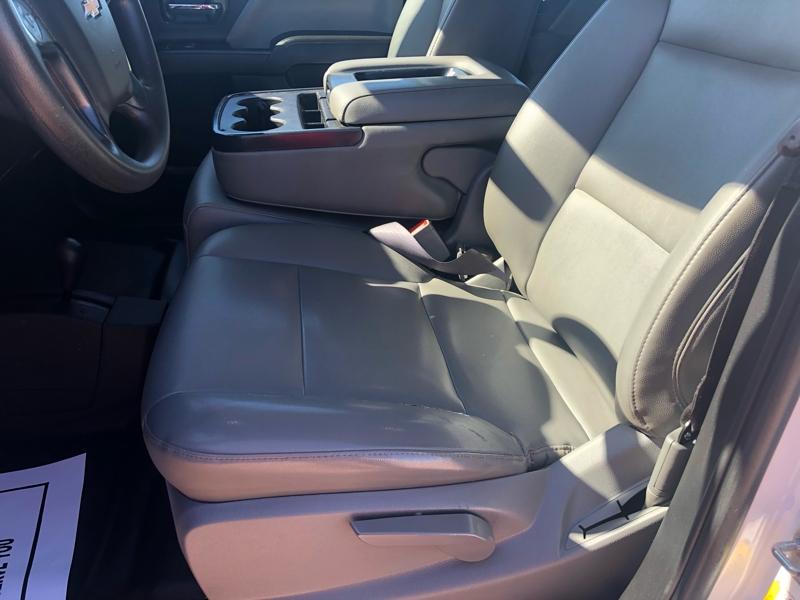 Chevrolet Silverado 2500HD 2018 price $27,995