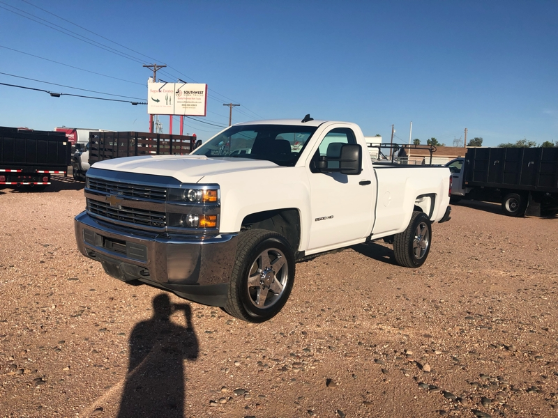 Chevrolet Silverado 2500HD Built After Aug 14 2015 price $21,995