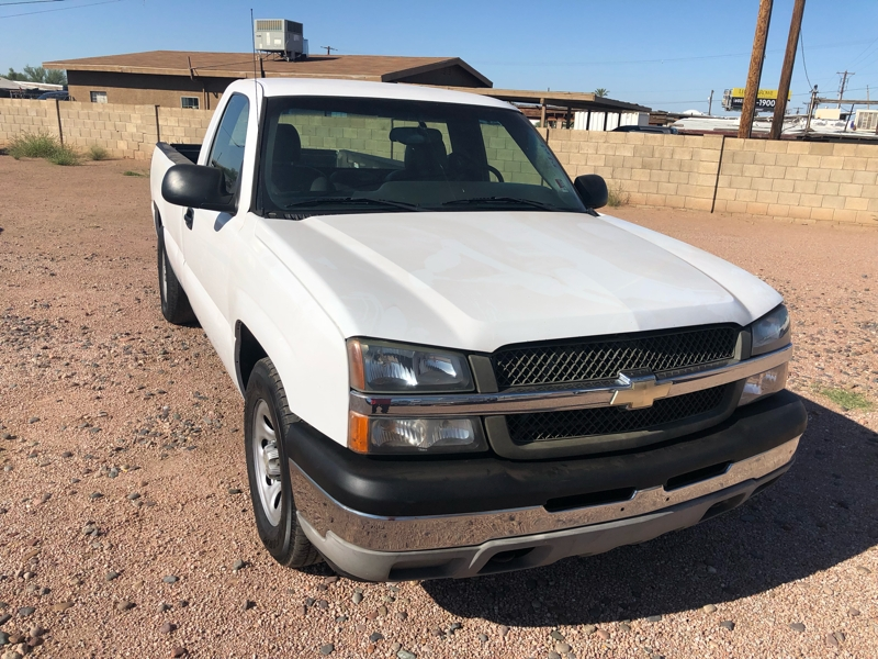 Chevrolet Silverado 1500 2005 price $3,995