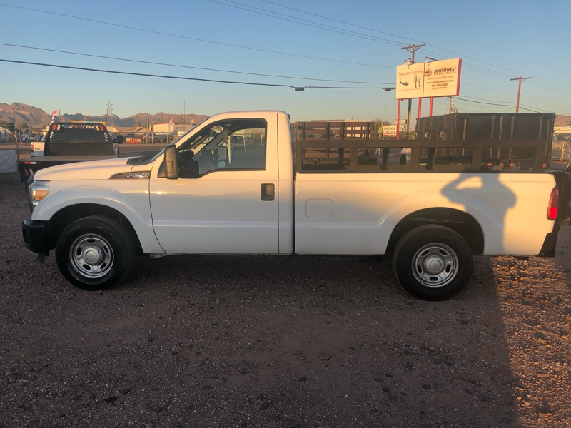 Ford Super Duty F-250 SRW 2014 price $14,995
