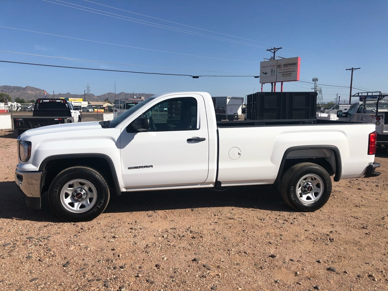 GMC Sierra 1500 2018 price $19,995