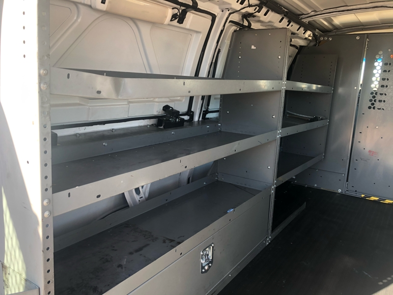 GMC Savana Cargo Van 2008 price $14,995