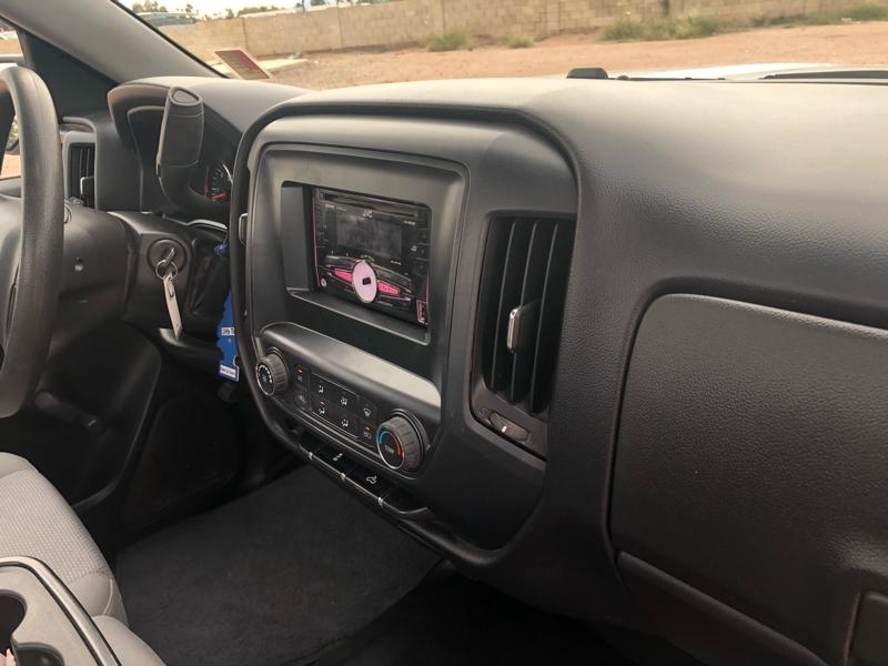 Chevrolet Silverado 1500 2015 price $15,995