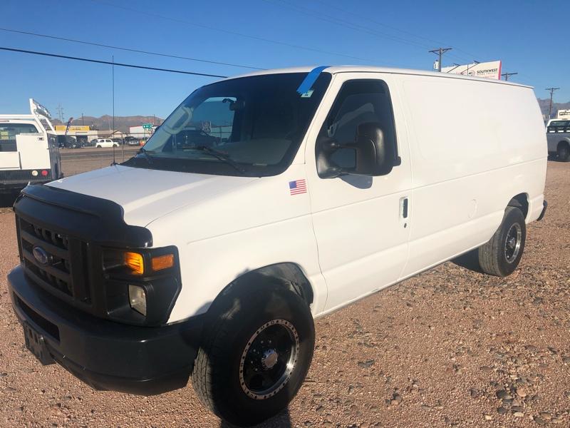 Ford Econoline Cargo Van 2008 price $11,995