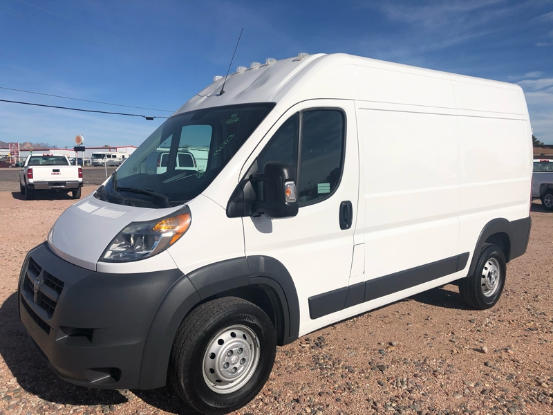 - ProMaster Cargo Van 2014 price $21,995