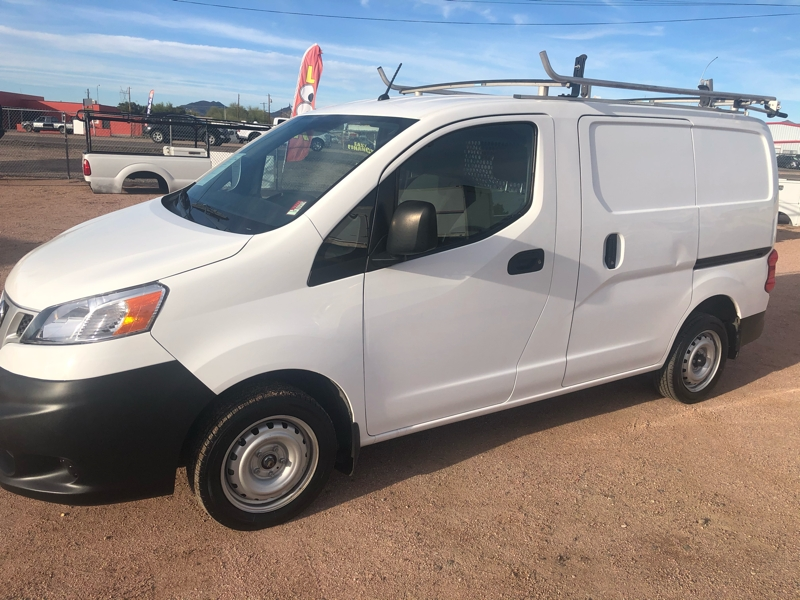 Nissan NV200 Compact Cargo 2017 price $14,995