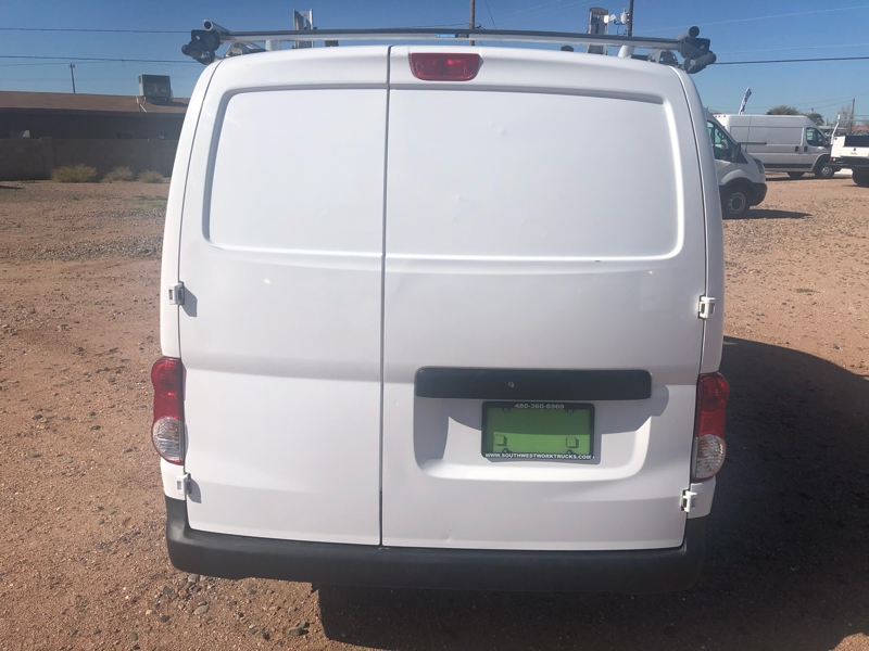 Nissan NV200 Compact Cargo 2017 price $15,995