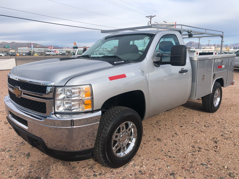 Chevrolet Silverado 2500HD 2014 price $26,995