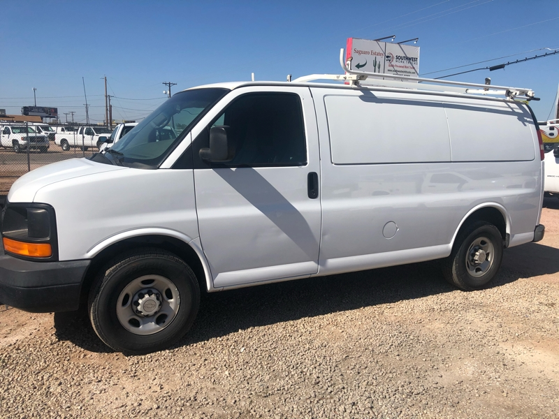 Chevrolet Express Cargo Van 2008 price $6,995