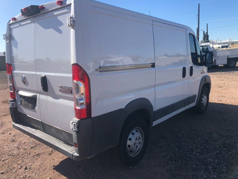 - ProMaster Cargo Van 2014 price $13,995