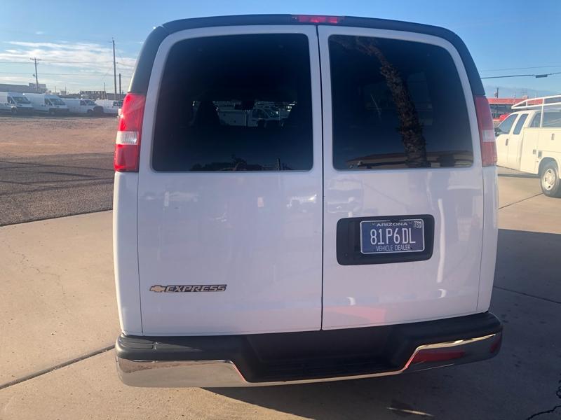 Chevrolet Express Passenger 2019 price $25,995