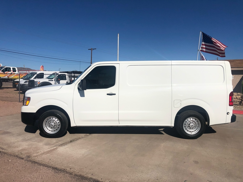 Nissan NV Cargo 2017 price $23,588