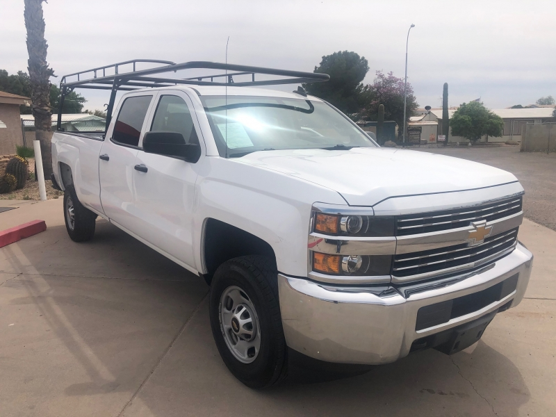 Chevrolet Silverado 2500HD Built After Aug 14 2015 price $22,995