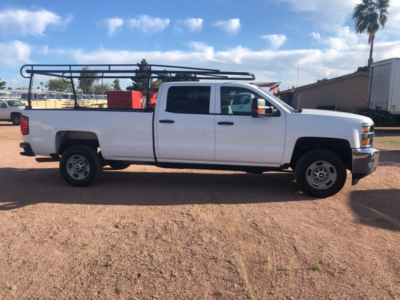 Chevrolet Crew Cab Long Bed 2500 HD 2015 price $19,995