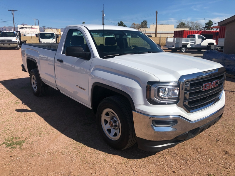 GMC Sierra 1500 2018 price $21,995