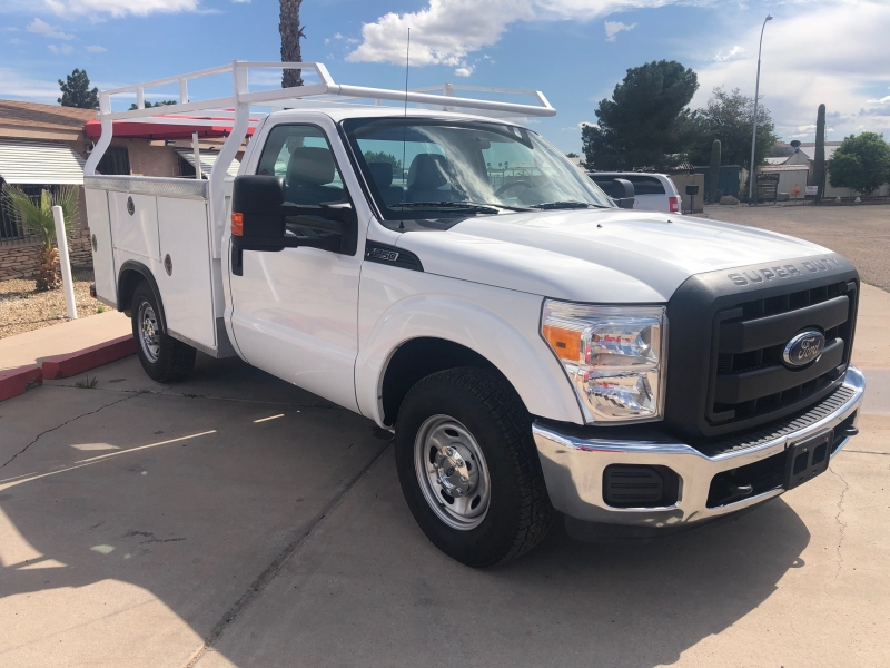 Ford Super Duty F-250 Utility Truck 2013 price $25,995