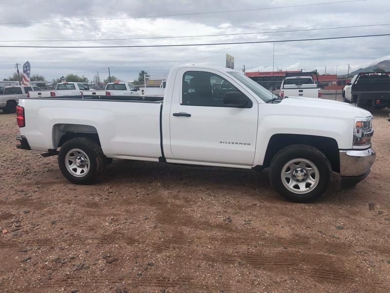 Chevrolet Silverado 1500 2018 price $21,995