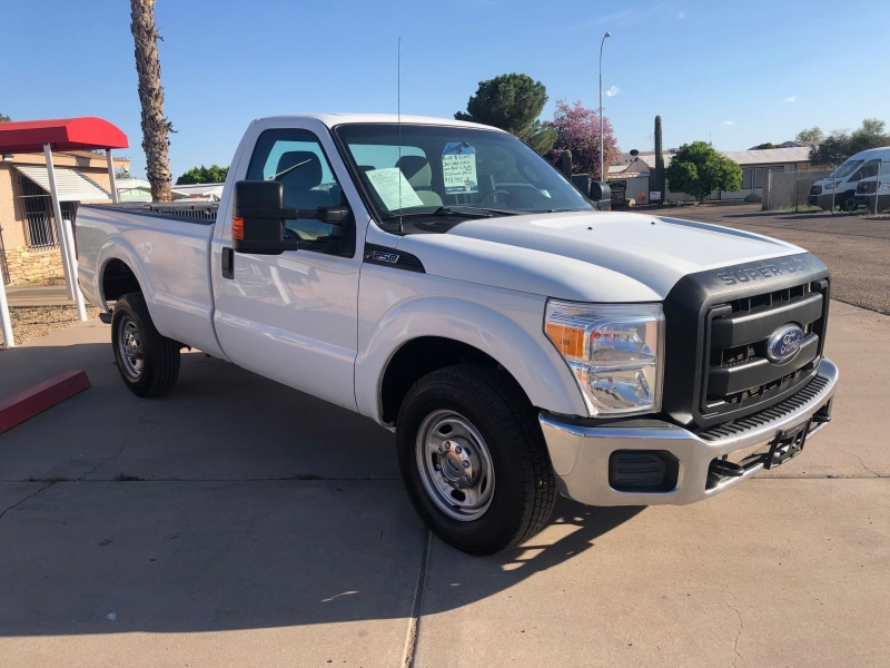 Ford Super Duty F-250 SRW 2015 price $18,995