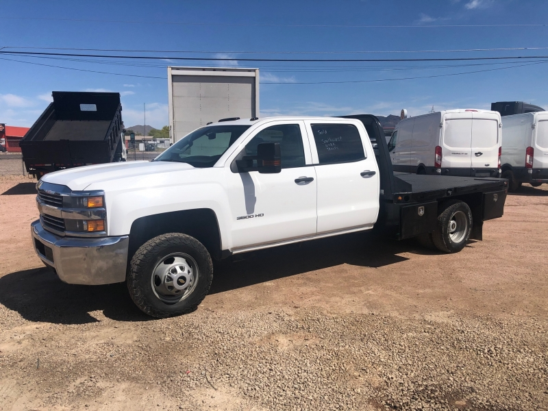 Chevrolet Silverado 3500HD 4x4 Dually 2015 price $24,995