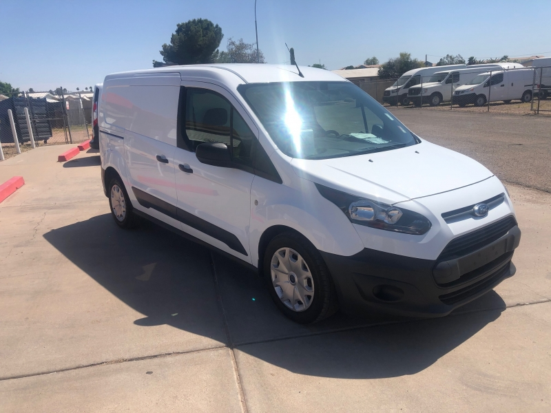 Ford Transit Connect Van 2017 price $16,995