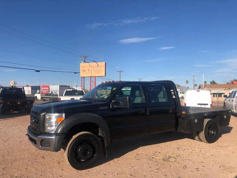 Ford Super Duty F-550 DRW 2012 price $22,995