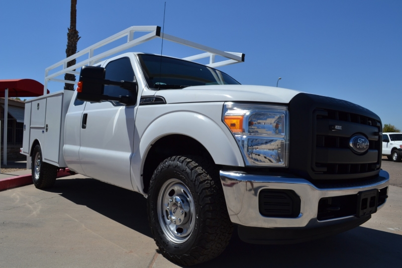 Ford Super Duty F-350 SRW 2016 price $25,995