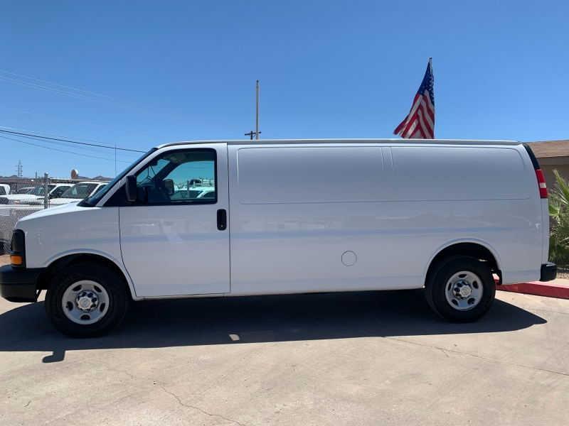 Chevrolet Express Cargo Van 2015 price $17,995