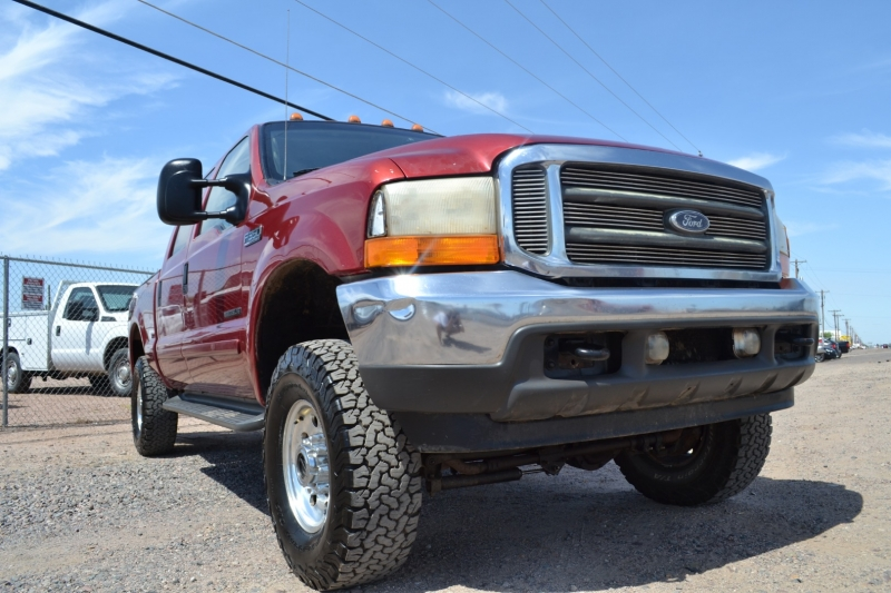 Ford Super Duty F-350 SRW 2001 price $14,995
