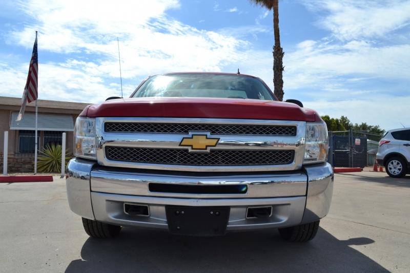 Chevrolet Silverado 1500 2012 price $14,995