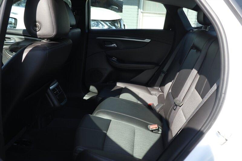 Chevrolet Impala 2017 price $17,991