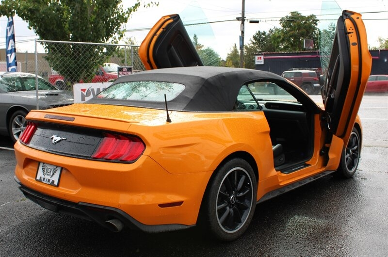Ford Mustang 2018 price $25,991